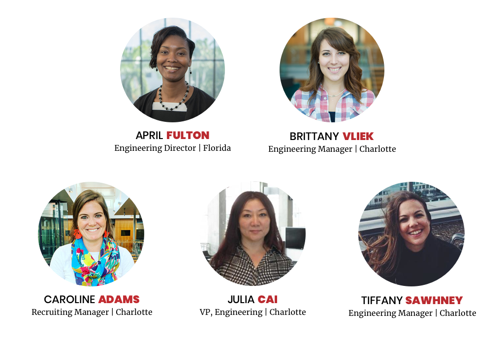 Career Tips from RV Women in Tech