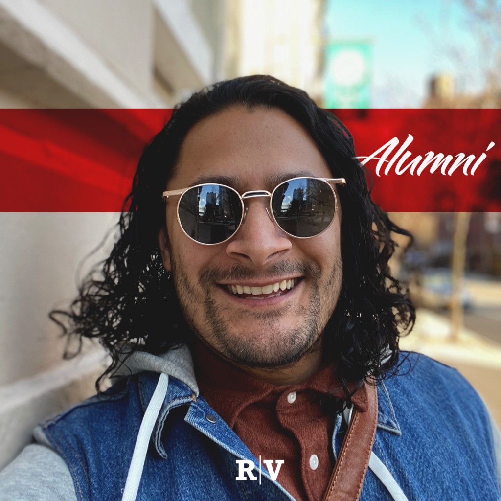 Where are they now? RV Alumni (John Murray)